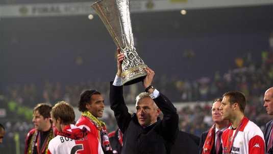 UAE FA closes in on Bert van Marwijk to become national team